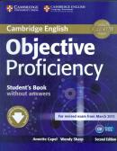 OBJECTIVE PROFICIENCY STUDENTS BOOK WITHOUT ANSWERS - 2ND ED