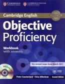 OBJECTIVE PROFICIENCY WORKBOOK WITH ANSWERS AND AUDIO CD - 2ND ED