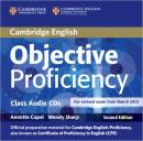OBJECTIVE PROFICIENCY CLASS AUDIO CDS - 2ND ED