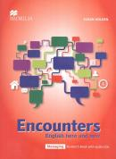 ENCOUNTERS ENGLISH HERE AND NOW MANAGING STUDENTS BOOK-WITH CD (2)