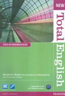 NEW TOTAL ENGLISH PRE-INTERMEDIATE 2 SB WITH ACTIVE BOOK CD-ROM & MYLAB