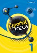 ESPANOL ENTRE TODOS 1 LIBRO DEL ALUMNO CON CD - 1ª ED