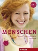 MENSCHEN A1/1 - KURSBUCH MIT DVD-ROM