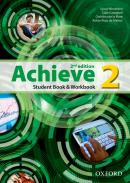 ACHIEVE 2 STUDENT BOOK / WORKBOOK - 2ND ED