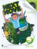 NEXT MOVE STARTER STUDENTS BOOK WITH DVD-ROM - 1ST ED