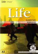 LIFE ELEMENTARY WB WITH AUDIO CD - BRITISH