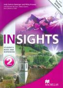 INSIGHTS 2 STUDENTS BOOK AND WORKBOOK