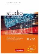 STUDIO D B2 - BAND 2 KURS/UB (TEXTO E EX)
