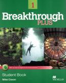 BREAKTHROUGH PLUS 1 SB WITH DIGIBOOK