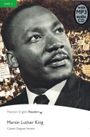 MARTIN LUTHER KING 3 WITH MP3 AUDIO-CD
