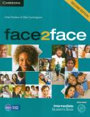 FACE2FACE INTERMEDIATE STUDENTS BOOK WITH DVD-ROM - 2ND ED