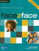 FACE2FACE INTERMEDIATE WORKBOOK WITH KEY - 2ND ED
