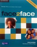 FACE2FACE INTERMEDIATE WORKBOOK WITHOUT KEY - 2ND ED