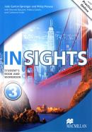INSIGHTS 3 STUDENTS BOOK AND WORKBOOK