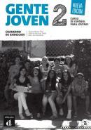 GENTE JOVEN 2 ( NUEVA EDICION ) CUADERNO DE EJERCICIOS