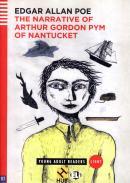 NARRATIVE OF ARTHUR GORDON PYM OF NANTUCKET, THE 1 WITH AUDIO CD