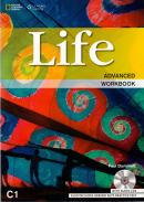 LIFE ADVANCED WITH DVD WB - BRITISH