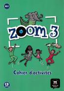ZOOM 3 - CAHIER D´ACTIVITES + CD
