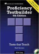 NEW PROFICIENCY TESTBUILDER WITH AUDIO CD WITH KEY - 4TH ED