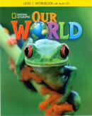 OUR WORLD 1 WB WITH AUDIO CD