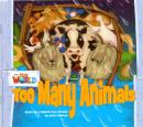 TOO MANY ANIMALS BASED ON A FOLKTALE FROM UKRAINE - READER 9 - OUR WORLD 1