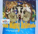 TOO MANY ANIMALS 1 BIG BOOK - READER 9 - OUR WORLD 1