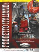 NUOVO PROGETTO ITALIANO 2A  - LIBRO DELLO STUDENTE & QUADERNO DEGLI ESERCIZI + CD ROM + CD AUDIO - NUOVA EDIZIONE
