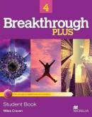 BREAKTHROUGH PLUS 4 SB WITH DIGIBOOK