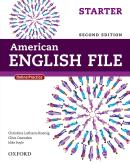 AMERICAN ENGLISH FILE STARTER SB WITH ONLINE PRACTICE - 2ND ED