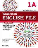 AMERICAN ENGLISH FILE 1A MULTIPACK WITH ONLINE PRACTICE AND ICHECKER CD-ROM - 2ND ED