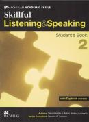 SKILLFUL 2 LISTENING AND SPEAKING STUDENTS BOOK - 1ST ED