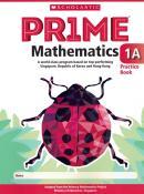 SCHOLASTIC PRIME PRACTICE BOOK 1A