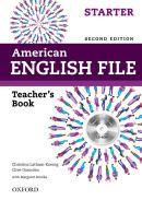 AMERICAN ENGLISH FILE STARTER TEACHERS BOOK WITH TESTING PROGRAM CD-ROM - 2ND ED