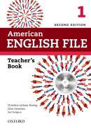 AMERICAN ENGLISH FILE 1 TEACHERS BOOK WITH TESTING PROGRAM CD-ROM - 2ND ED