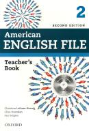 AMERICAN ENGLISH FILE 2 TEACHERS BOOK WITH TESTING PROGRAM CD-ROM - 2ND ED