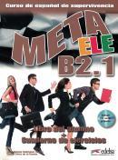 META ELE B2.1 - LIBRO DEL ALUMNO + CUADERNO DE EJERCICIOS + CD