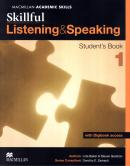 SKILLFUL 1 LISTENING & SPEAKING SB WITH DIGITAL ACESS - 1ST ED