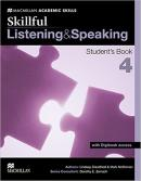 SKILLFUL LISTENING & SPEAKING 4 SB - 1ST ED