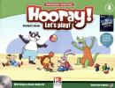 HOORAY! LETS PLAY! STUDENTS BOOK A WITH CD
