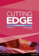 CUTTING EDGE ELEMENTARY STUDENTS BOOK WITH DVD - 3RD ED