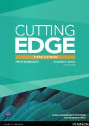 CUTTING EDGE PRE-INTERMEDIATE STUDENTS BOOK (WITH DVD) - 3RD ED