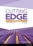 CUTTING EDGE UPPER INTERMEDIATE WORKBOOK (WITH KEY) - 3RD ED