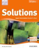 SOLUTIONS UPPER-INTERMEDIATE SB - 2ND ED