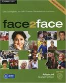 FACE2FACE ADVANCED 2ED STUDENTS BOOK WITH DVD-ROM