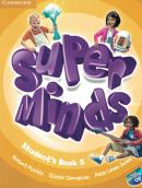 SUPER MINDS BRITISH 5 SB WITH DVD-ROM - 1ST ED