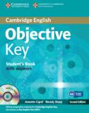 OBJECTIVE KEY STUDENTS BOOK WITH ANSWERS WITH CD-ROM - 2ND ED
