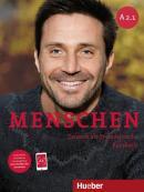 MENSCHEN A2.1 KURSBUCH MIT DVD-ROM