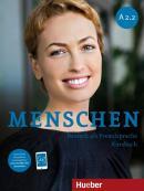 MENSCHEN A2/2 KURSBUCH MIT DVD-ROM