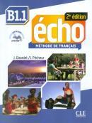 ECHO B1.1 - LIVRE D´ELEVE + DVD-ROM - 2E EDITION