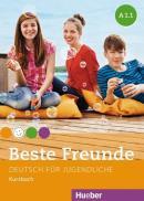 BESTE FREUNDE A1.1 KURSBUCH - DEUTSCH FUR JUGENDLICHE